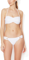 Shoshanna Printed Loop Bikini Brief