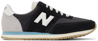 New Balance Black COMP 100 Sneakers