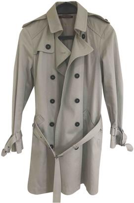 Comptoir des Cotonniers Beige Cotton Trench coats