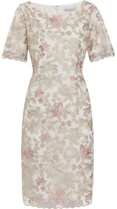 Gina Bacconi Coletta Embroidered Dress