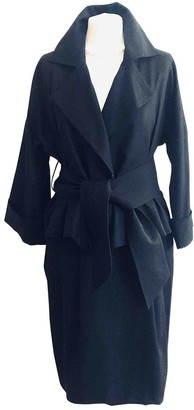 Amanda Wakeley Black Silk Jacket for Women