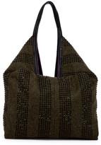 Deux Lux Raindrop Fortune Cookie Shoulder Bag
