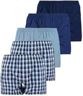 Zalando Essentials 5 PACK Boxer shorts blue
