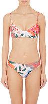 Mara Hoffman Women's Floral Underwire Bikini Top