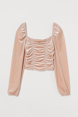 H&M Short Top - Pink