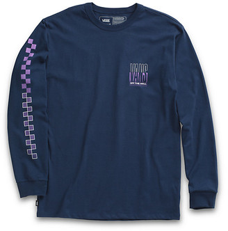 Vans Off The Wall Classic Graphic Long Sleeve T-Shirt