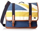 Ben Sherman Men's Union Print Messenger