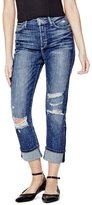 GUESS Women's High-Rise Model Jeans