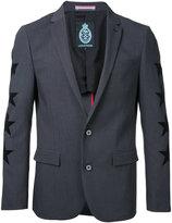 GUILD PRIME classic blazer - men - Polyester/Polyurethane/Rayon - 1