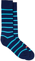 Paul Smith Men's Striped Mid-Calf Socks