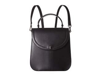 Kate Spade Andi Medium Convertible Backpack (Black) Backpack Bags