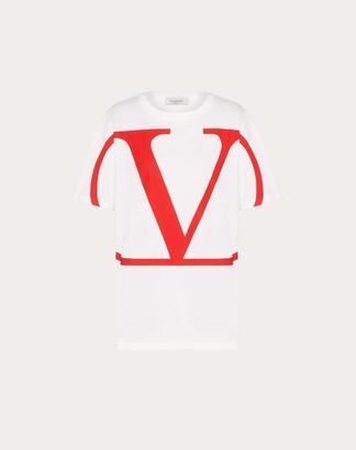 Valentino Vlogo T-shirt Women White XL