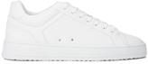 Etq. Low Top 4 Leather Trainers White