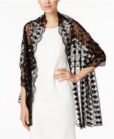 INC International Concepts Diamond Pailette Evening Wrap, Created for Macy's