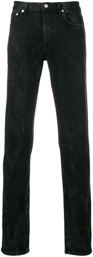 Givenchy straight leg trousers