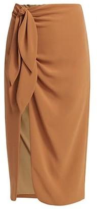 Cinq à Sept Miriam Wrap Skirt