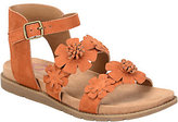 Softspots Comfortiva by Leather Anklestrap Sandals - Alyssa
