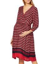 Queen Mum Women's Dress 3/4 Ls