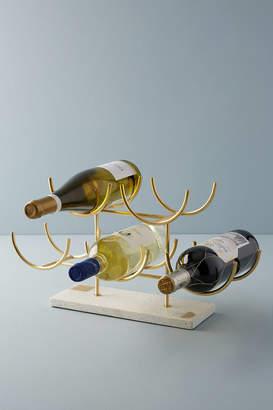 Anthropologie Terrazzo Wine Rack