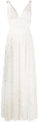 Maria Lucia Hohan Aletta flared maxi dress
