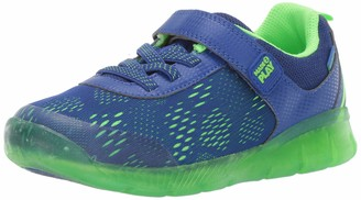 Stride Rite Unisex Boy's and Girl's Made2Play Lighted Neo Sneaker