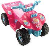 Fisher-Price® Power Wheels® BarbieTM Lil QuadTM