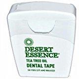 Desert Essence Dsp,dental Tape,t/T Oil, 30 Yd