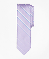 Brooks Brothers Double-Stripe Silk Tie