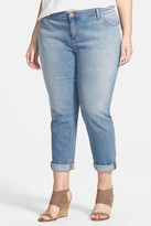Eileen Fisher Boyfriend Jean (Plus Size)