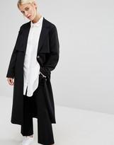 Monki Minimal Duster Jacket