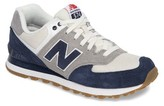 New Balance Men's 574 Retro Sport Sneaker