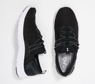 Ryka Mesh Bungee Slip-On Sneakers - Chandra