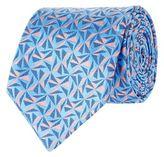 Turnbull & Asser Geometric Triangles Silk Tie