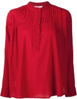 The Great henley blouse - women - Cotton - 0