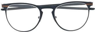 Oakley Round Frame Glasses