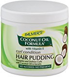 Palmers Coconut Oil Formula Curl Condition Hair Pudding, 14 oz (Pack of 10)