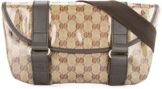 Gucci Pre Owned GG Pattern Waist Bum Bag