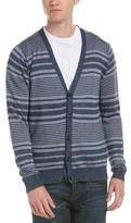 Michael Bastian Gray Label Linen Cardigan.