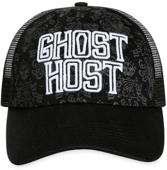 Disney The Haunted Mansion ''Ghost Host'' Baseball Cap for Adults