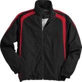 Sport-Tek Men's Colorblock Raglan Jacket - JST60 2XL