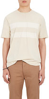 Margaret Howell Men's Striped Cotton-Linen T-Shirt