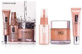 Clinique Moisture Surge Set: Cream 75ml + Eye Gel 15ml + Face Spray 30ml