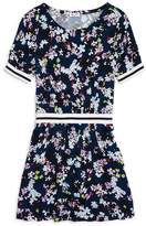 Splendid Girls' Floral Print Dress