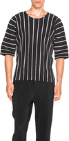 Issey Miyake Homme Plisse Flags Shirt