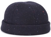 Maison Michel Calvin wool and cotton hat