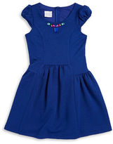 Iris & Ivy Girls 7-16 Embellished Textured Dress