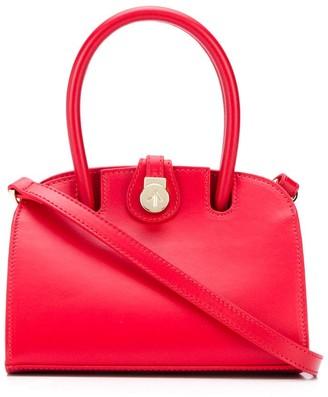 MANU Atelier Micro Ladybird tote bag