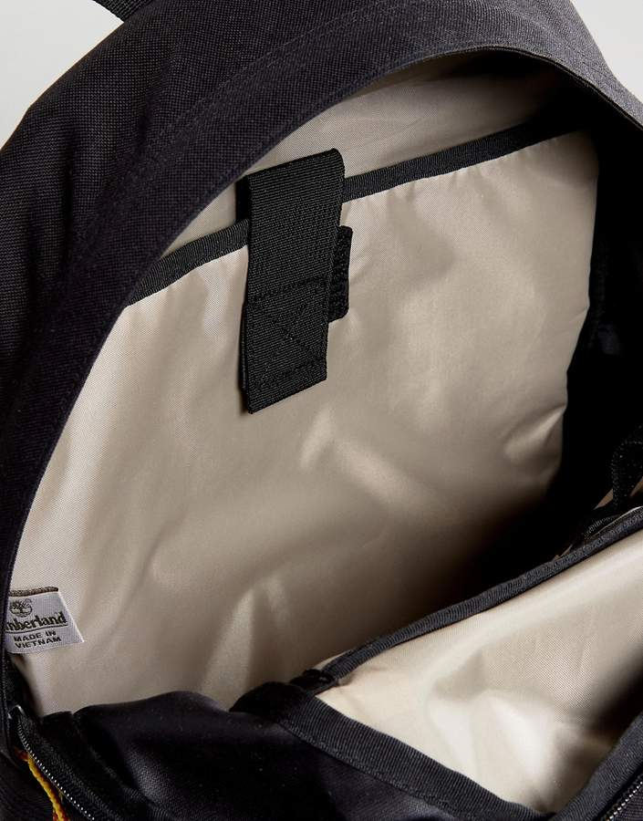 Timberland Crofton 22l Backpack In Black
