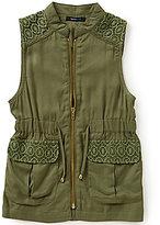 Takara Little Girls 4-6X Utility Vest