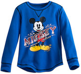 Disney Mickey Mouse Classic Thermal Tee for Boys